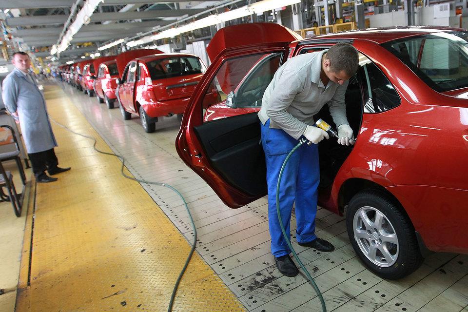 Сберегательный банк реструктурирует долг АвтоВАЗа