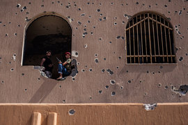 США приостанавливают диалог с Россией по урегулированию в Сирии