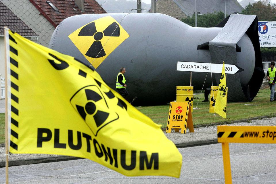 Путин увязал утилизацию оружейного плутония сотменой «закона Магнитского»