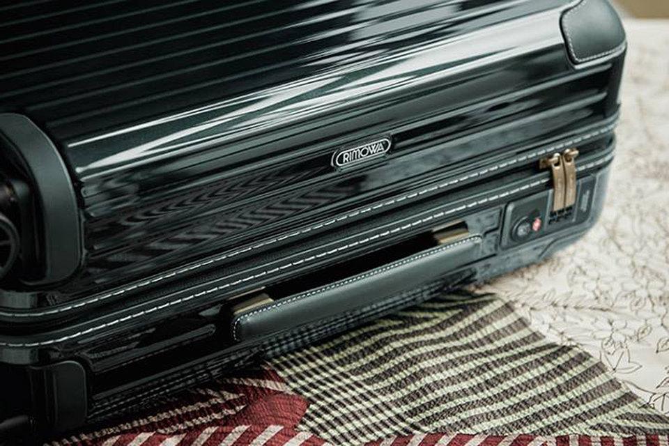 Основанная в 1898 г. Rimowa – один из ведущих производителей дорогих чемоданов в Европе