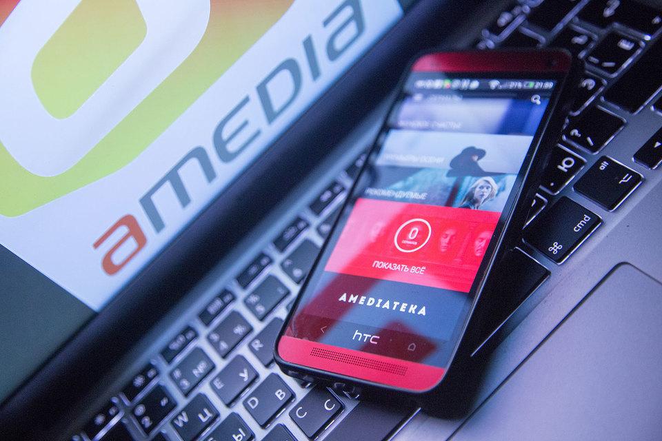 «А сериал» — учредитель кабельных каналов под брендом Amedia и владелец сервиса Amediateka