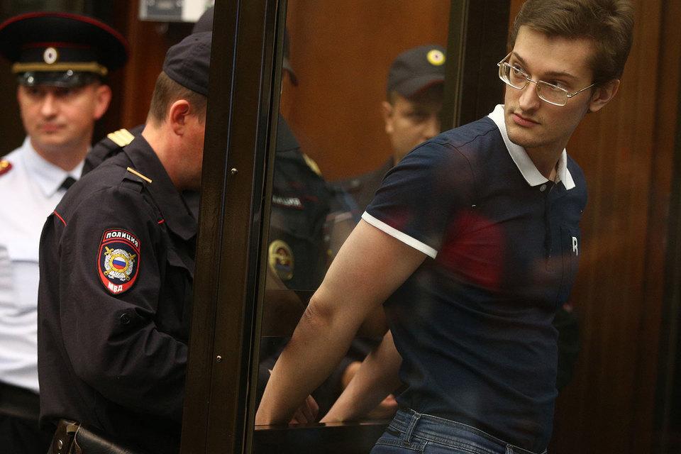 Решение ЕСПЧ в отношении Ярослава Белоусова (на фото) может помочь и другим осужденным по болотному делу