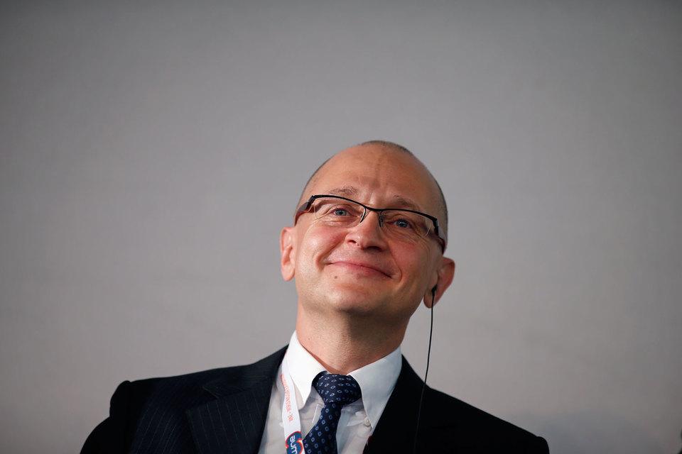 Сергей Кириенко перешел в Кремль