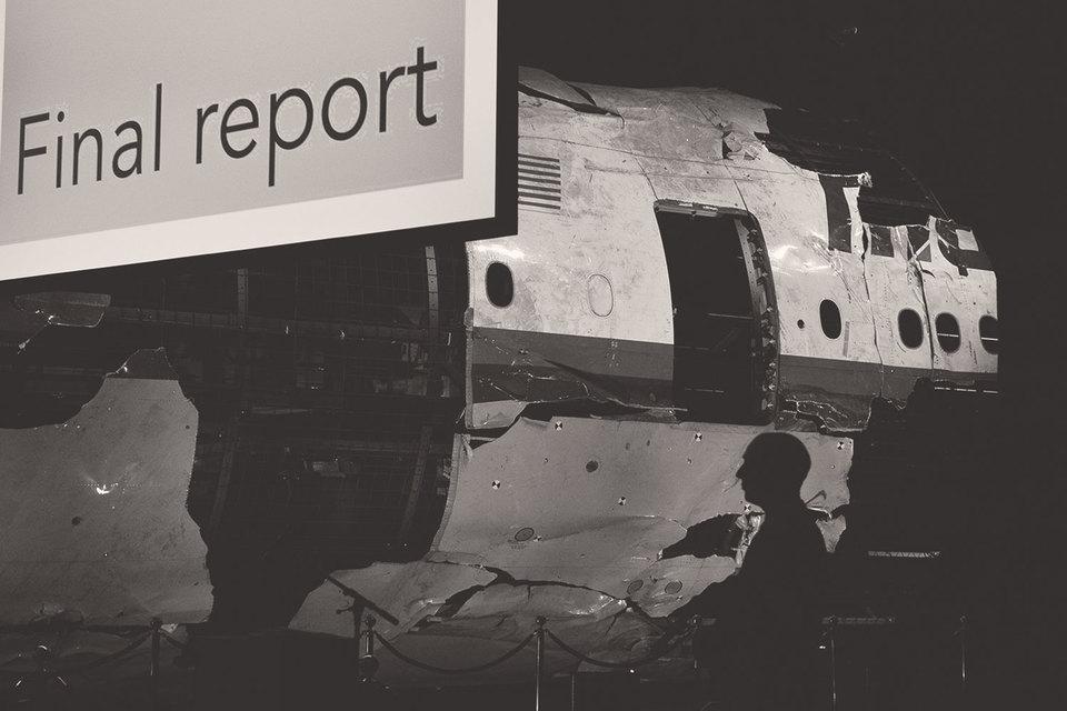 Доклад комиссии по расследованию катастрофы малазийского Boeing не обещает России ничего хорошего