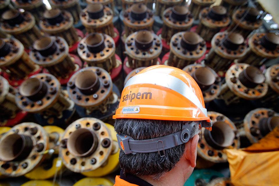 Saipem должна была строить «Южный поток», но после его остановки проектная компания South Stream Transport разорвала контракт с итальянским подрядчиком