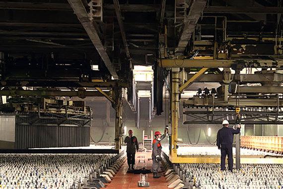 УГМК станет единственным производителем цинка в России