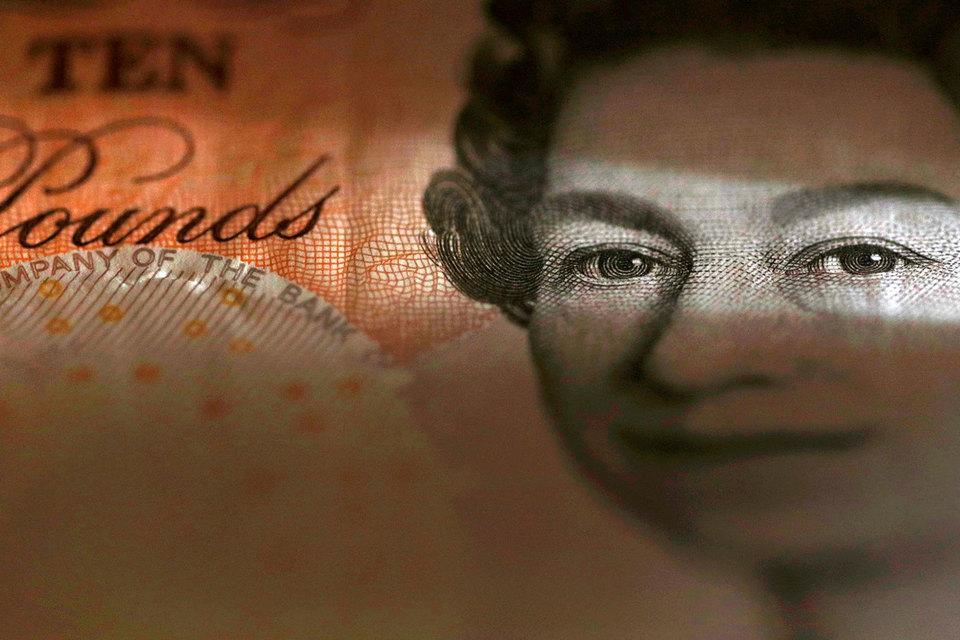 Краткосрочный обвал фунта обусловлен долгосрочными рисками