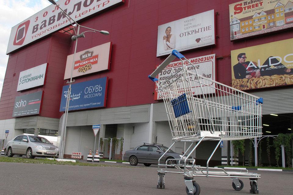 В России компании принадлежат пять готовых торговых центров, в том числе ТРЦ «Золотой Вавилон» в Отрадном, Ясеневе и на пр-те Мира
