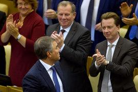 Избранный председателем Госдумы Вячеслав Володин формирует новую команду из проверенных кадров