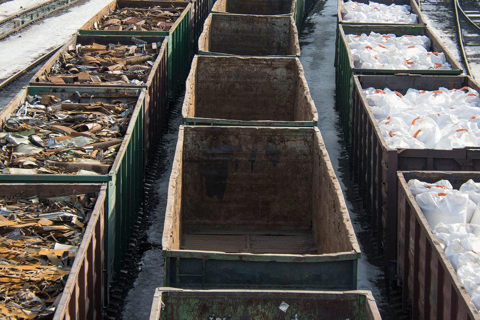 РЖД вернула надбавки на перевозку угля