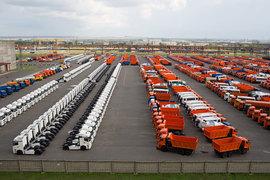 Продажи грузовиков растут уже пять месяцев