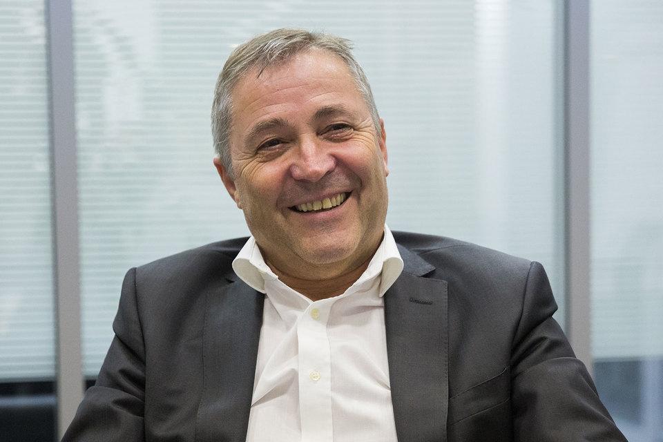 Генеральный директор корпорации «Русские машины» Манфред Айбек