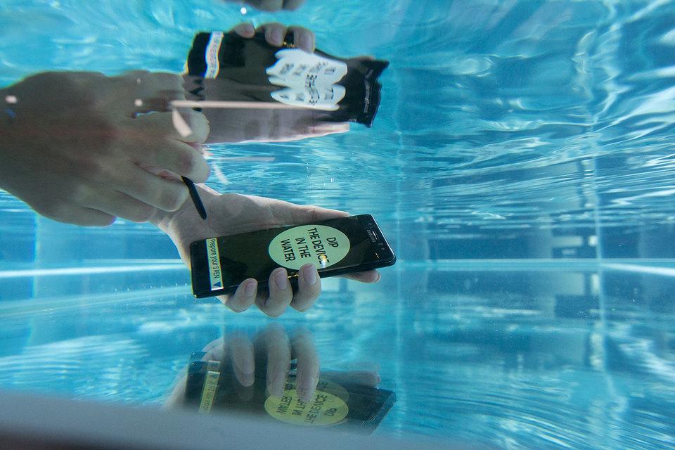 Потушить скандал, вызванный возгоранием Galaxy Note 7, производителю так и не удалось