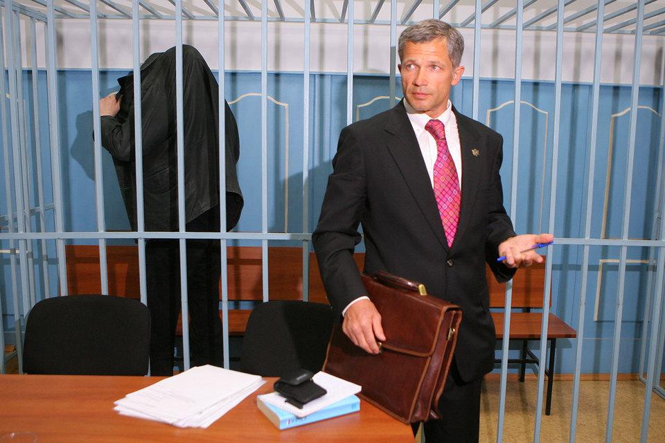 Трунов оспорил решение олишении его адвокатского статуса