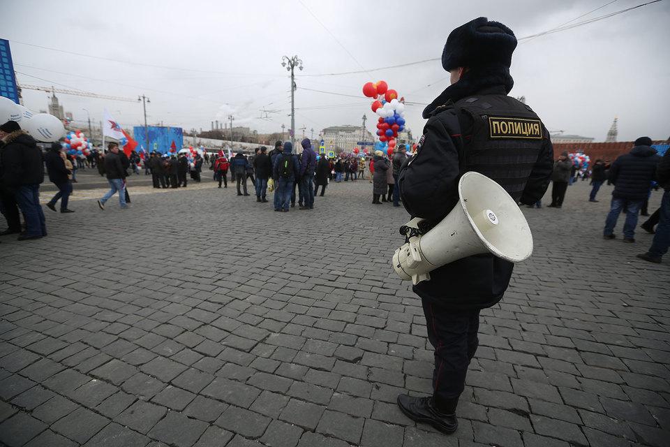 Конституционный суд поддержал Мумолина, признав за полицейскими и чиновниками право публично выражать свое мнение
