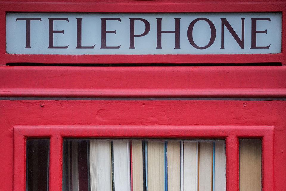 Создатели ресурса ностальгируют по старым телефонным книгам