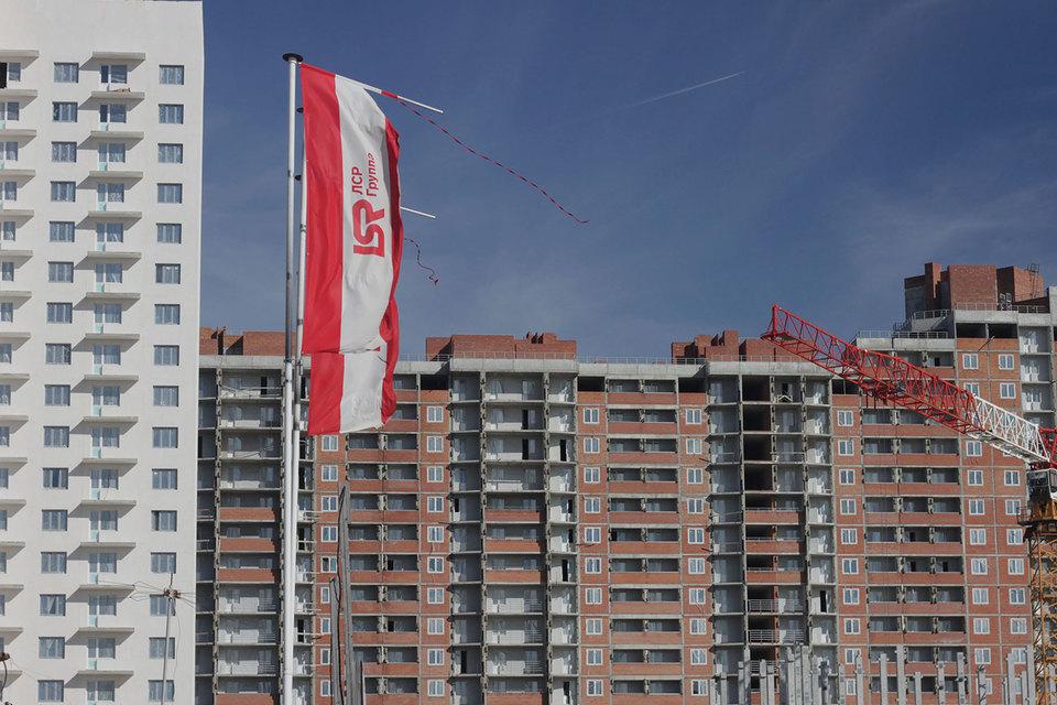 ЛСР за9 месяцев увеличила продажи недвижимости на51%