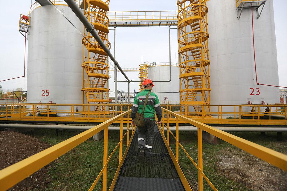 «Роснефть» принимает дела в «Башнефти»