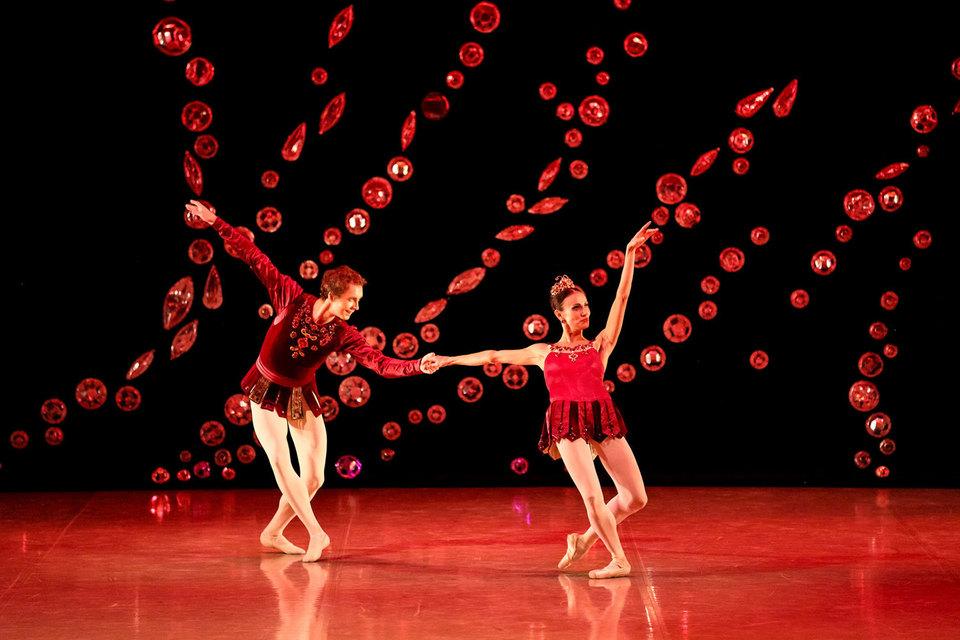 «Рубины» – один из 13 балетов Баланчина, входящих в пермский репертуар
