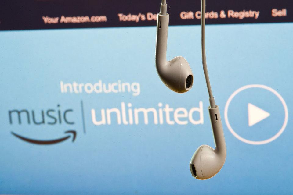 Amazon запустил собственный потоковый музыкальный сервис