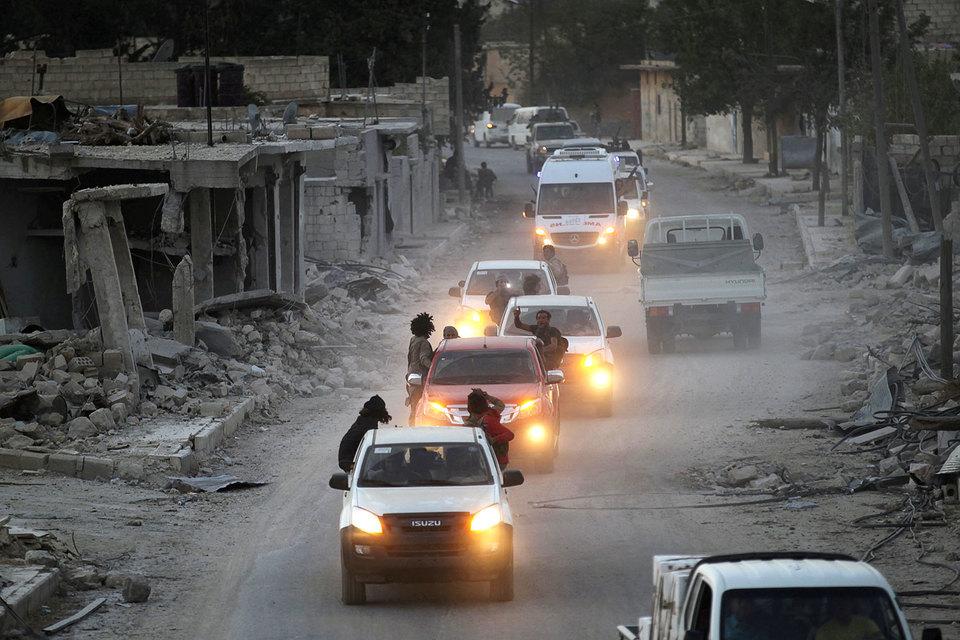 Бои в Алеппо могут стать поводом для продления антироссийских санкций