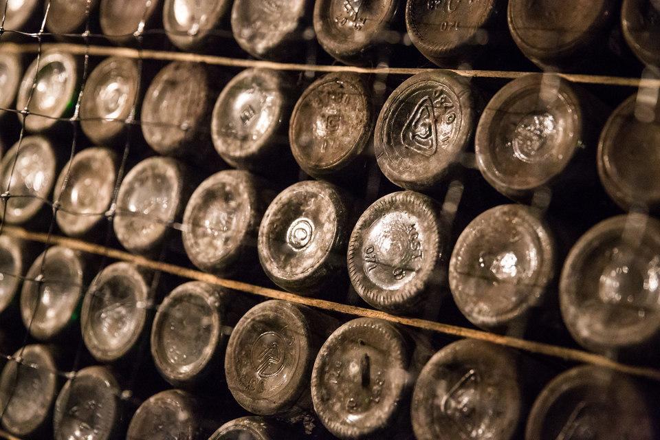 Минсельхоз предлагает указывать набутылках вина страну происхождения винограда