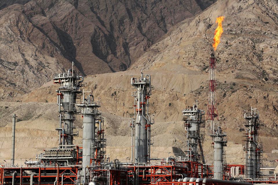 Иран намерен в ближайшие годы нарастить добычу газа