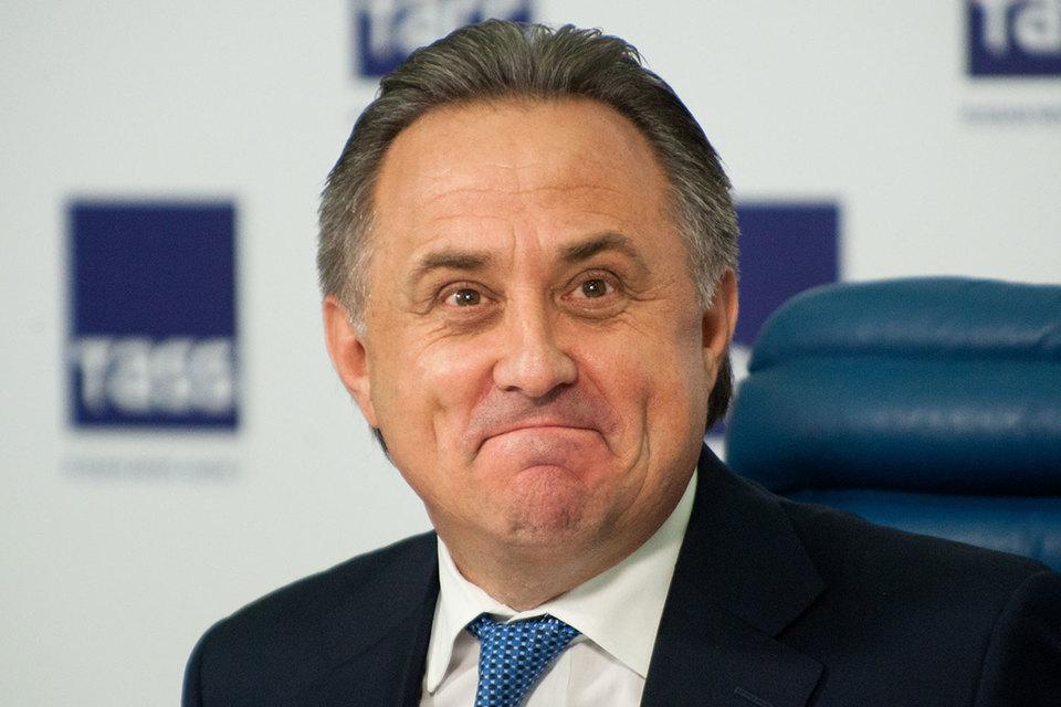 Путин одобрил назначение Мутко вице-премьером по спорту и туризму