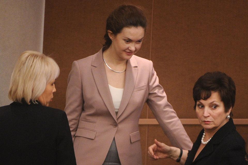 Татьяна Воронова переходит из Кремля в Госдуму