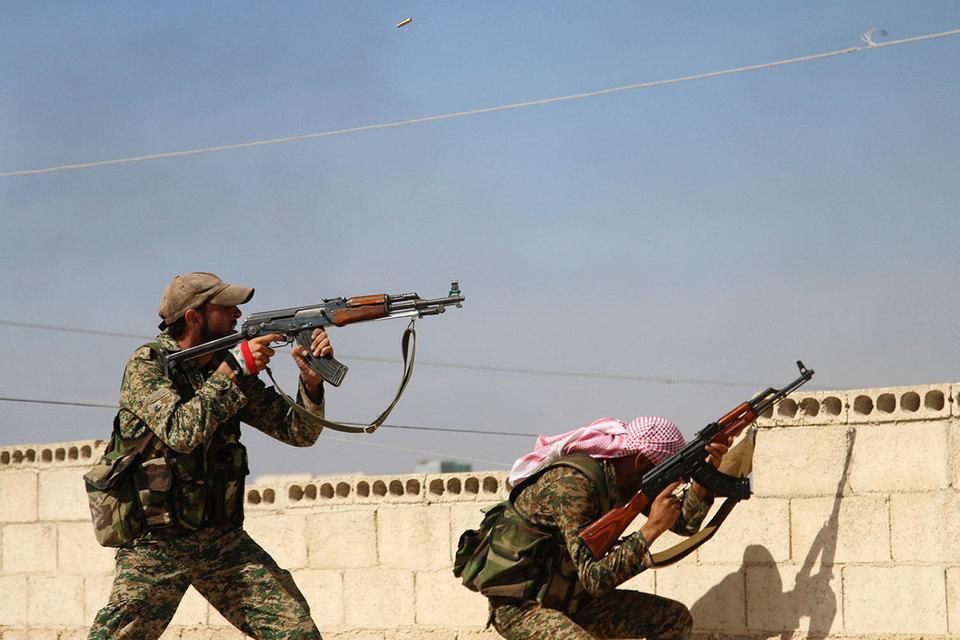 Часть повстанцев в Алеппо уже отказалась воспользоваться предложенными коридорами