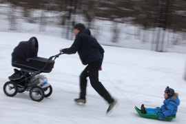 Правительство одобрило замораживание индексации материнского капитала