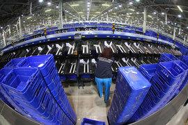 «Почта России» борется с серой почтой с помощью сортировочных центров