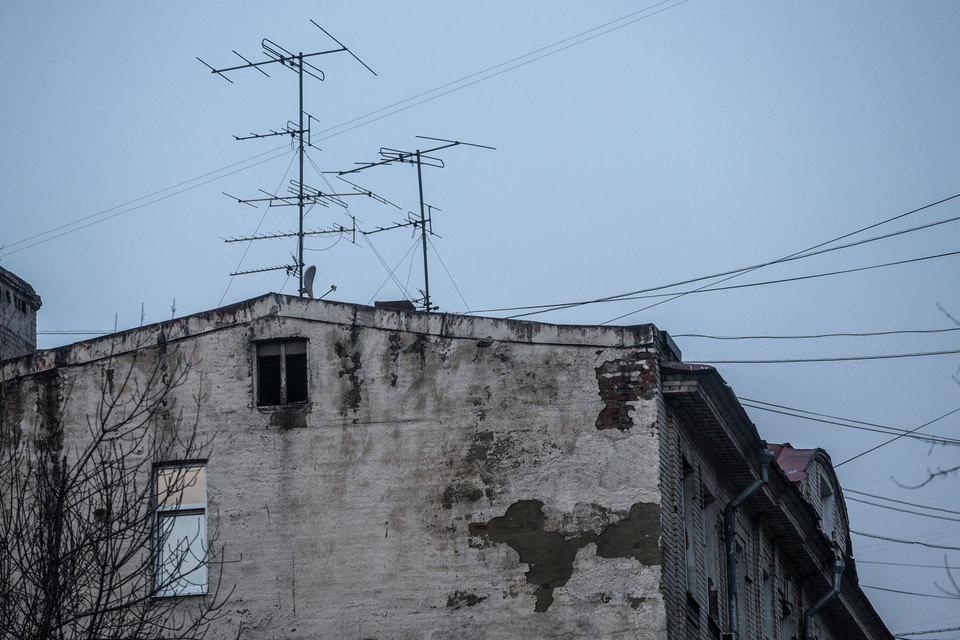 Московские власти обязали интернет-провайдеров убрать часть воздушных линий связи к декабрю 2016 г.
