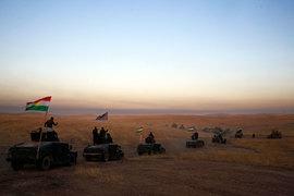 Ракку американцы хотят взять до января