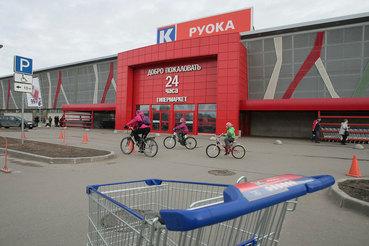 У Kesko в России работает 11 продовольственных магазинов под брендом «К-руока» в Санкт-Петербурге и Ленинградской области