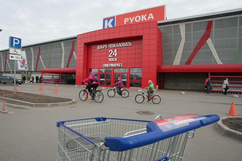 «Лента» ведет переговоры о закупке сети «К-Руока»