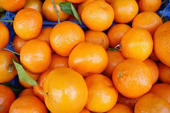 В России образовался дефицит поставок апельсинов