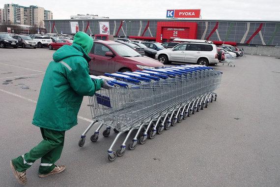 Финская Kesko сокращает присутствие в России