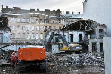 Девелопер планирует завершить строительство в конце 2018 г.