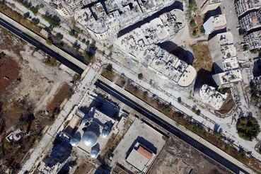 «План Б» недавно обсуждался у президента на совещании по вопросам национальной безопасности на фоне активной операции в Алеппо сил Башара Асада и его союзников