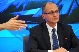 Кириенко встретился с главами Крыма и Севастополя