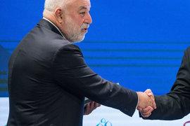 Виктор Вексельберг и глава республики Коми Сергей Гапликов подписали соглашение о сотрудничестве