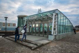 Жилой район в транспортно-пересадочном узле «Лесопарковая» построит Ingrad Романа Авдеева
