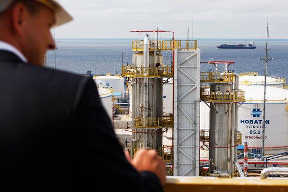 «Татнефть», «Лукойл» и «Новатэк» вошли в топ-10 мировой нефтегазовой отрасли