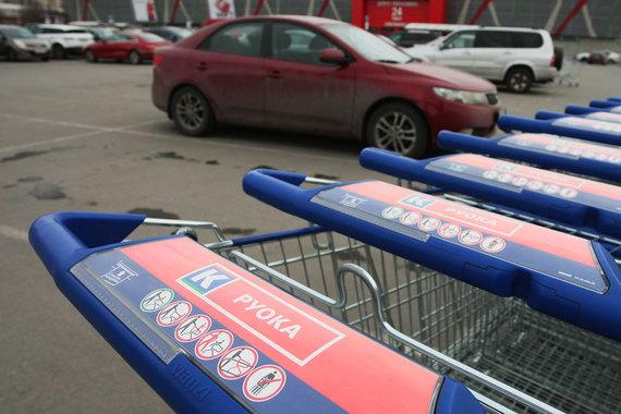 Kesko решила не торговать продуктами в России