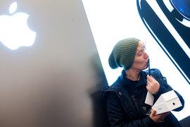 Apple рассчитывает вернуться к росту благодаря продажам iPhone 7