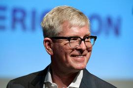 Гендиректор Ericsson Бёрье Экхольм будет реформировать ее из США