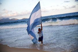 Аргентина занимает все больше и больше