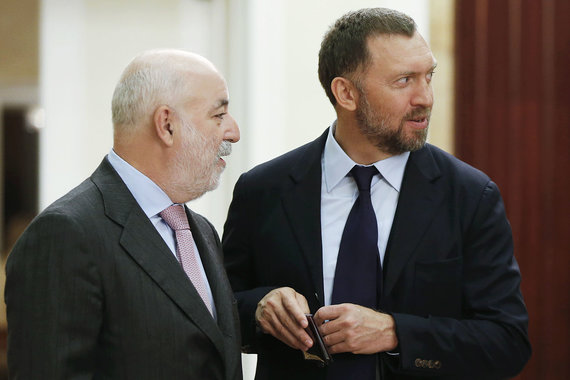 Михаил Прохоров продаст 12% UC Rusal за $700 млн