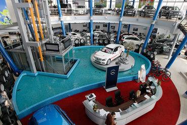 «Авилон» первым из крупных дилеров начал продажи автомобилей с оплатой онлайн